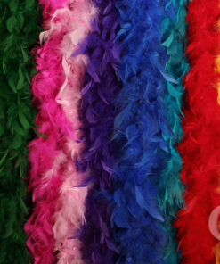 Feather boas