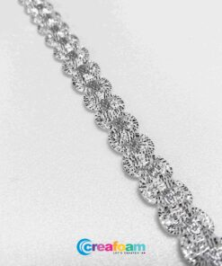 Galon Silver (10mm)
