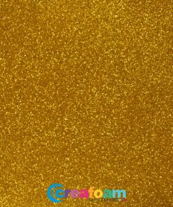 Roll Glitterfoam Gold (2mm)