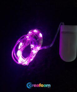 Led Lights Purple