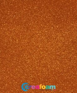 Rol Glitterfoam Papaya Orange (2mm)
