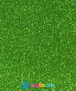 Roll Glitterfoam Shamrock Green (2mm)