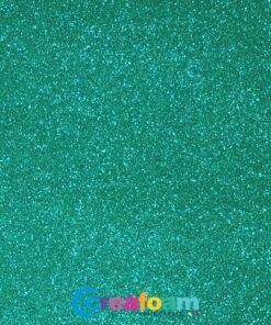 Glitterfoam Turquoise (2mm)