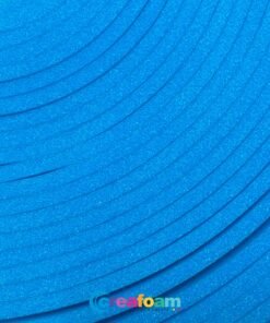 Rol Foam Butterfly Blue (7mm)