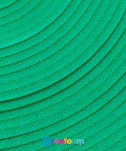 Foam Jungle Green (7mm)