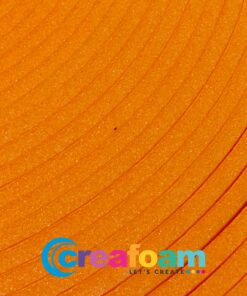Gomaespuma por rollo Pumpkin Orange (7mm)