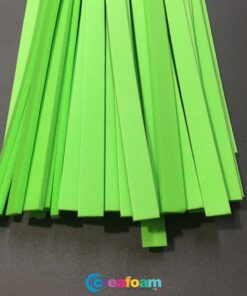 Foam Strips Apple Green