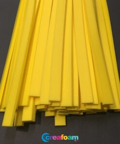 Foam Strips Canary Yellow