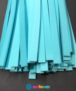 Foam Strips Ice Blue
