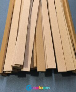 Foam Strips Mocca Brown