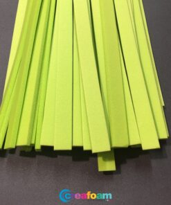 Foam Strips Pear Green