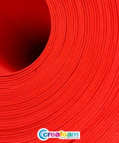 EVA foam Rose Red (2mm)