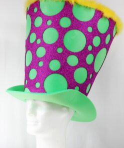 Mad Hatter Glitterfoam Bubbles