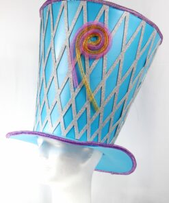 Mad Hatter Glitterfoam Circus